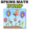 Free Spring and Summer Math Center: Garden-themed Addition BUMP!