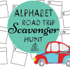 Alphabet Scavenger Hunt Freebie!