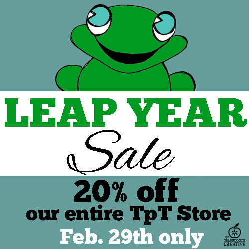 leap year sale