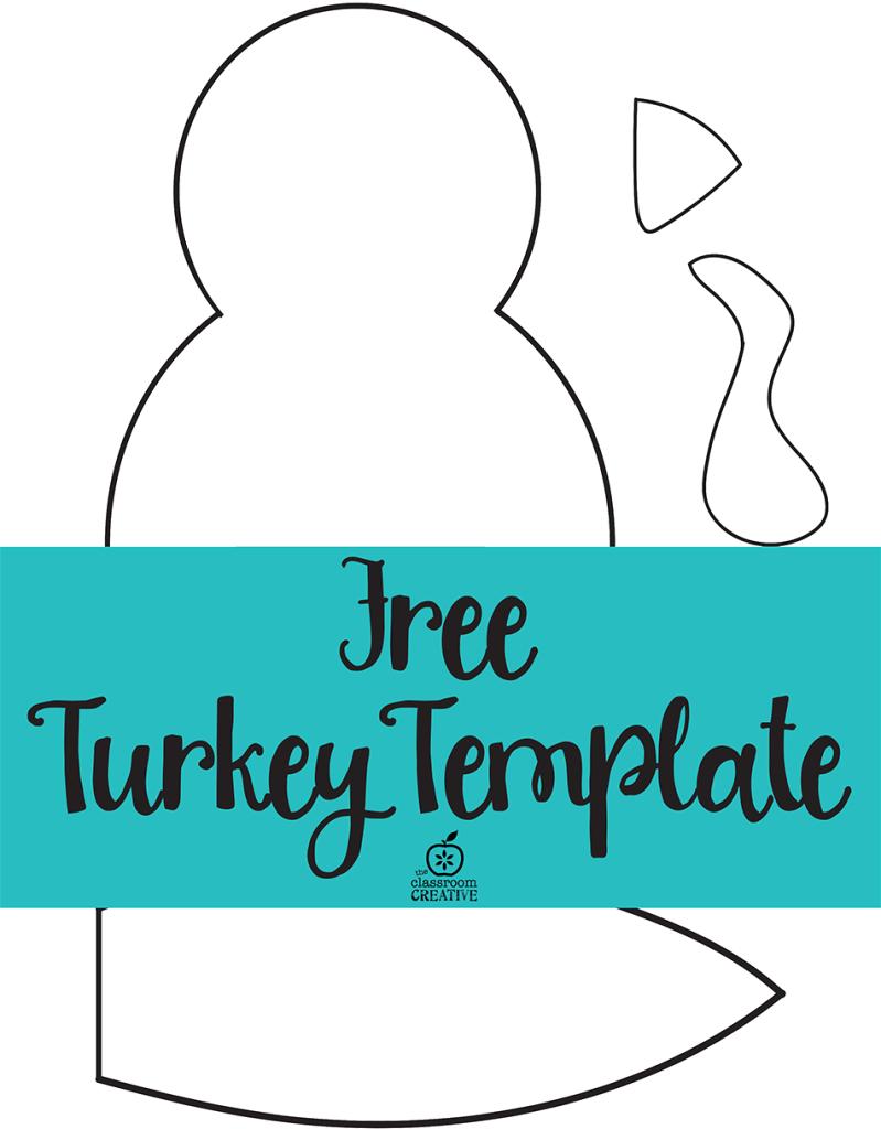 free-turkey-template