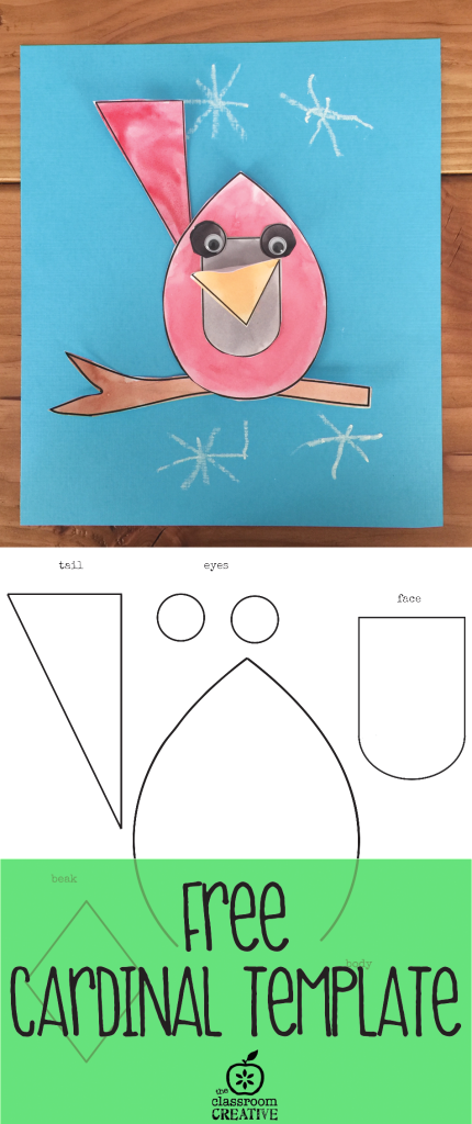 cardinal craft and template activity